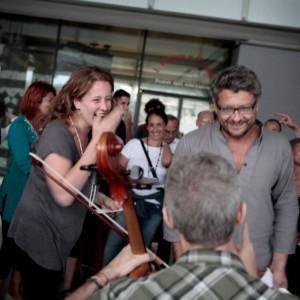Concerto al Porto Antico (foto di Martina Bacigalupo)